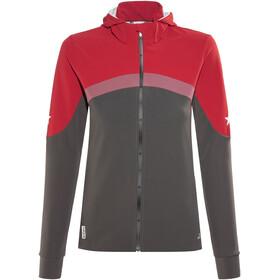 Maloja NovaraM. Nordic Hooded Jacket Women charcoal